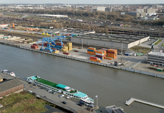 Port of Brussels