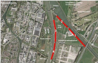 Possible Locations Terminal Utrecht